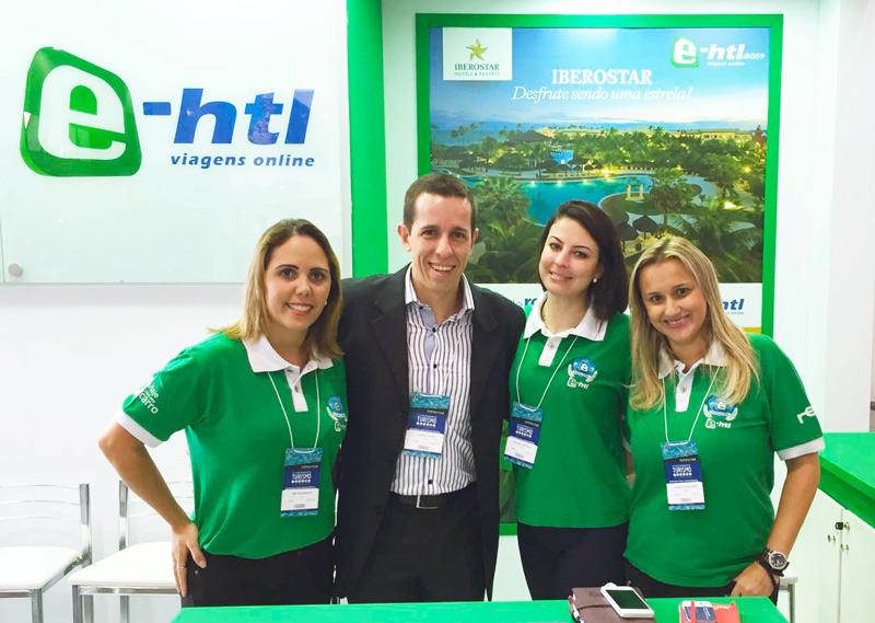 E-HTL participa do 22º Salão Paranaense de Turismo