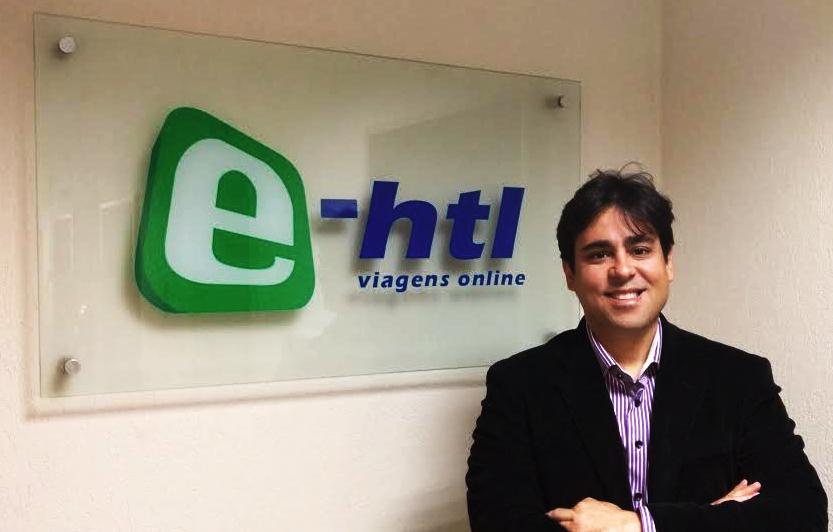 E-HTL anuncia novo gerente de vendas em Alagoas, Pernambuco e Paraíba