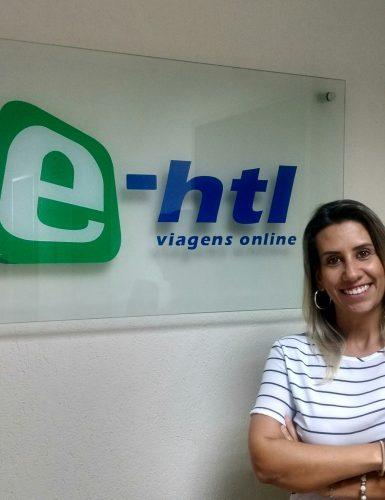 E-HTL apresenta nova gerente de vendas Brasil e aposta na expansão do atendimento regional e na modernização de ferramentas online