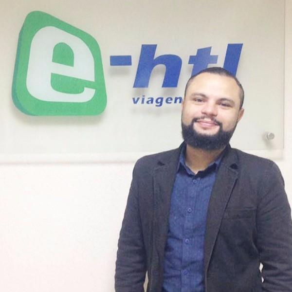 E-HTL contrata novo coordenador de Marketing