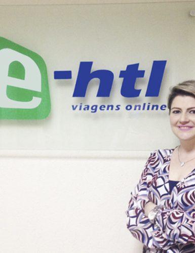 E-HTL anuncia nova gerente de Operações