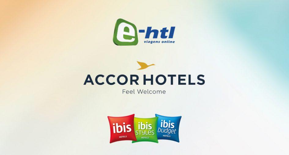 E-HTL Viagens e Accor Hotels ampliam parceria