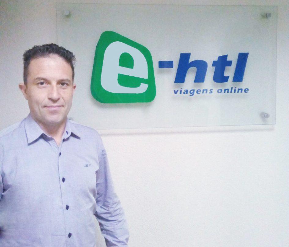 E-HTL tem novo executivo de Atendimento em São Paulo