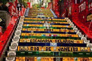 escadaria RJ