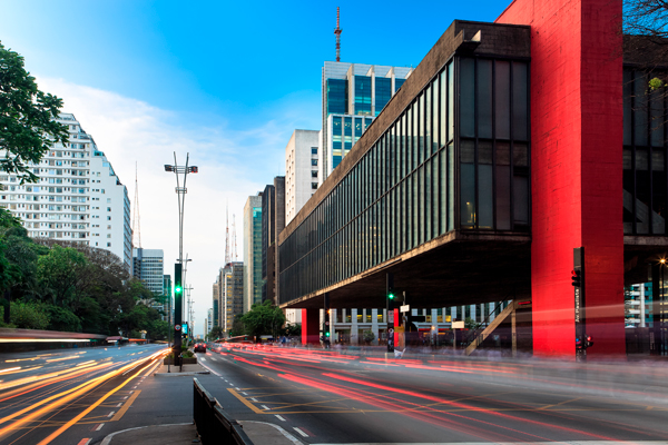Avenida Paulista (foto: Shutterstock)