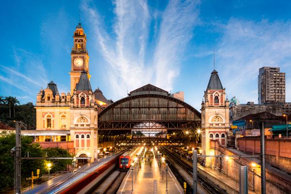 Estação da Luz (foto: Shutterstock)
