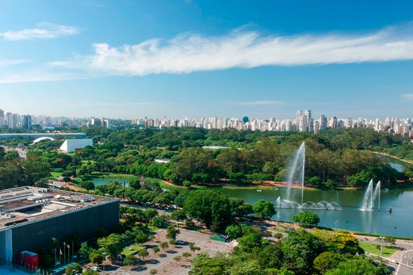 Parque do Ibirapuera (foto: Shutterstock)